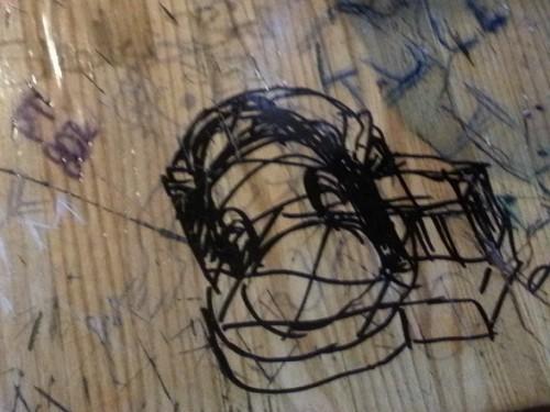 graffiti skellar