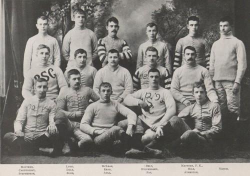 1890 Penn State football team