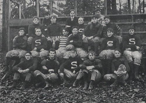 1899 Penn State football team coached by Sam Boyle