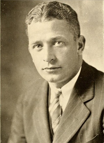 Joe Bedenk (courtesy of The Campanile)
