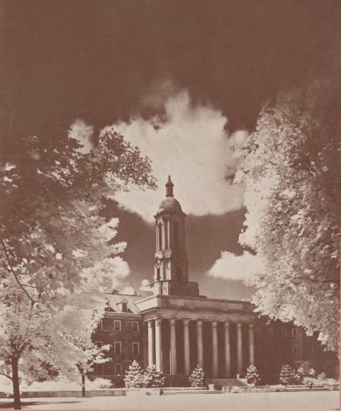 Old main 1935
