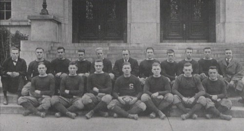 1915 Penn State football team coached by Dick Harlow