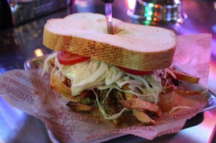 Primanti's Sandwich
