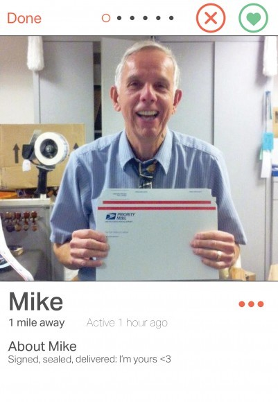 mike the mailman
