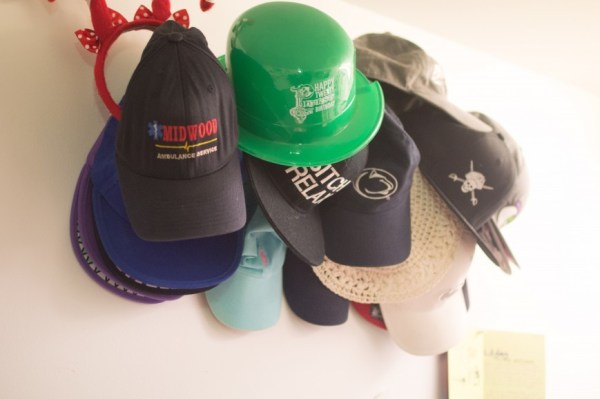 OS Cribs Nick Towers Hats