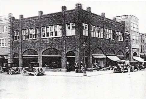 Leitzell Building Photo: Penn State Alumni Association