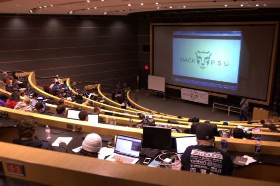 Hack PSU, another Innoblue event.