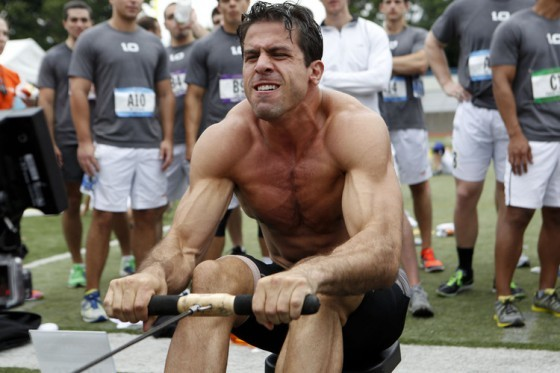 Mark Rubin outlasted a field of about 100 financial industry workers to capture his fourth straight title. (Image: Marc Fader/TheDecathlon.org via Bloomberg)