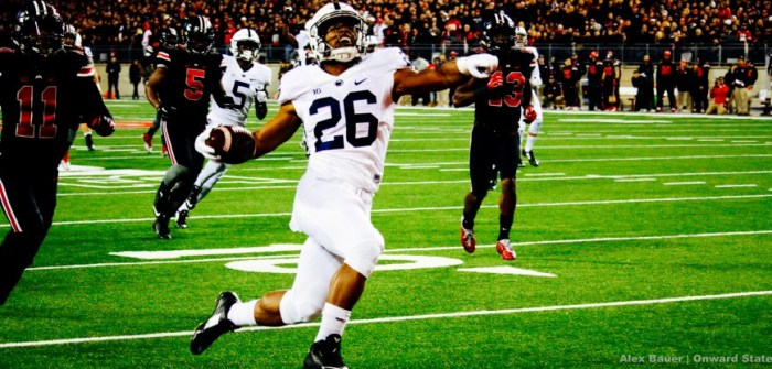 Saquon Barkley Ohio State 2015