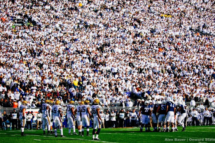 Whiteout Football Michigan 2015