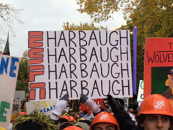 espn harbaugh