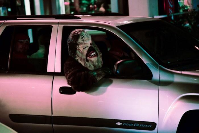 Halloween chewbacca (?) costume