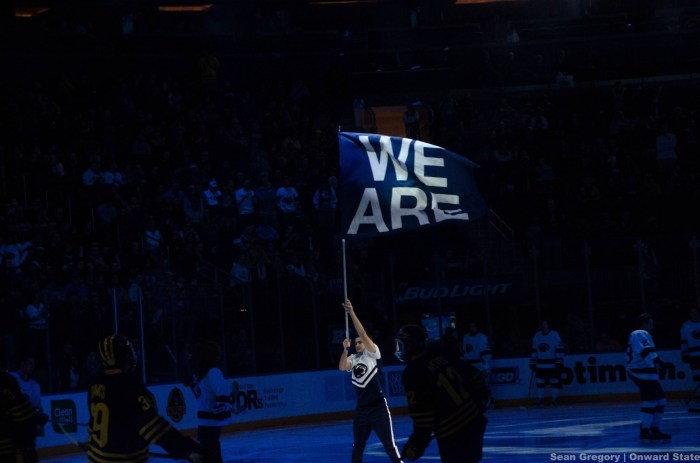 we are penn state hockey madison square garden