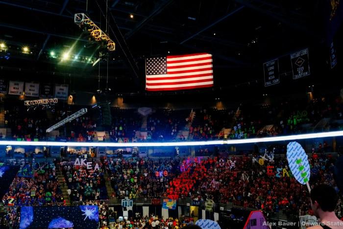 THON 2016 USA U.S.A. Hour USA America BJC