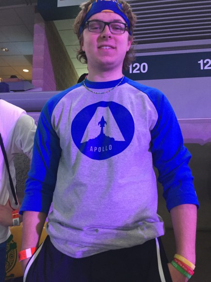 apollo shirt