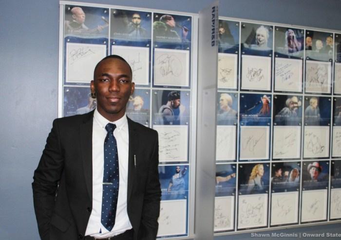 Mohammed Usman-Isiaka, Spring Career Days