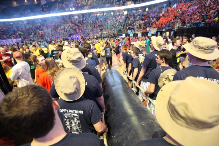 slides of strength set up thon 2016
