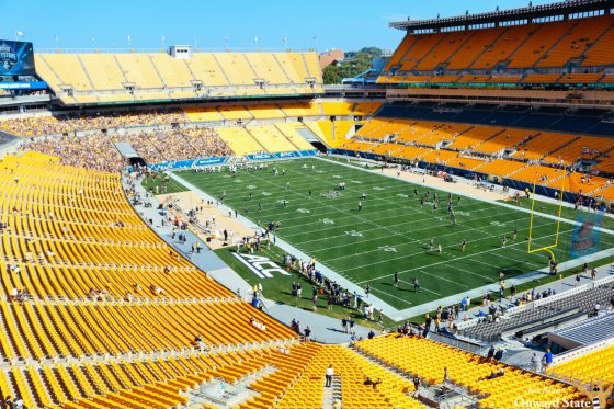 Heinz Field Penn State Football at Pitt 2016