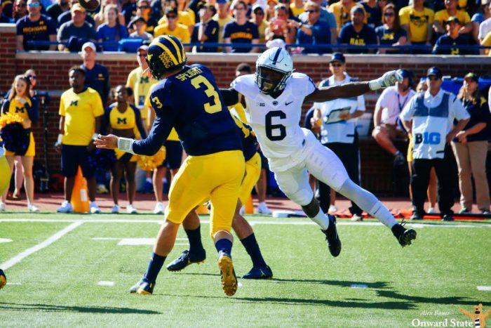 Malik Golden vs. Michigan