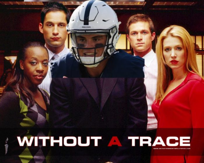 Without A Trace McSorely