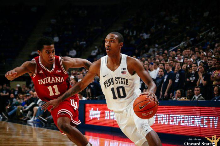 Penn State Men's Basketball vs Indiana Tony Carr