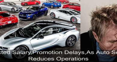 Auto sector Salaries & Promotion affect Due to covid-19
