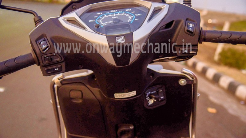Activa-125-BS6-console-onwaymechanic.in