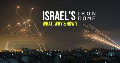 Israels-Iron-Dome-What-why-&-How-OnwayMechanic