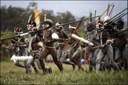 The Origin of Baliem Valley Festival - Gilatrip