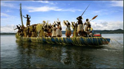 Venue for Colorful Annual Festival - Papua News