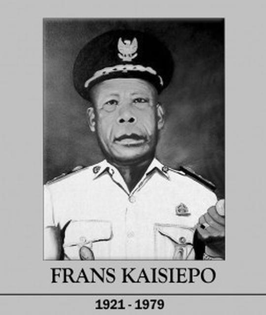 Frans Kaisiepo - pahlawancenter.com