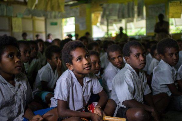 Melanesians - moet.gov.vu