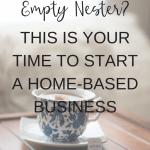empty nester home-based business