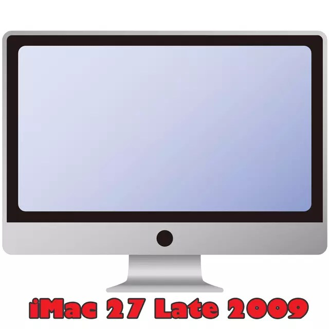 iMac 27 Late 2009