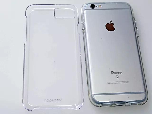 iPhone6s ケースは、 耐衝撃性に優れていて持ちやすい。