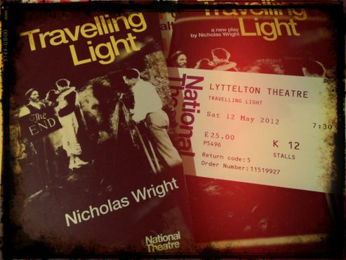 Travelling Light - National Theatre