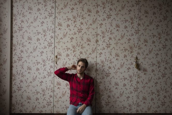 Ben Platt Julian broad photoshoot