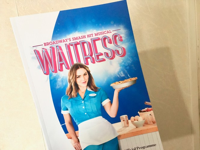 waitress musical London