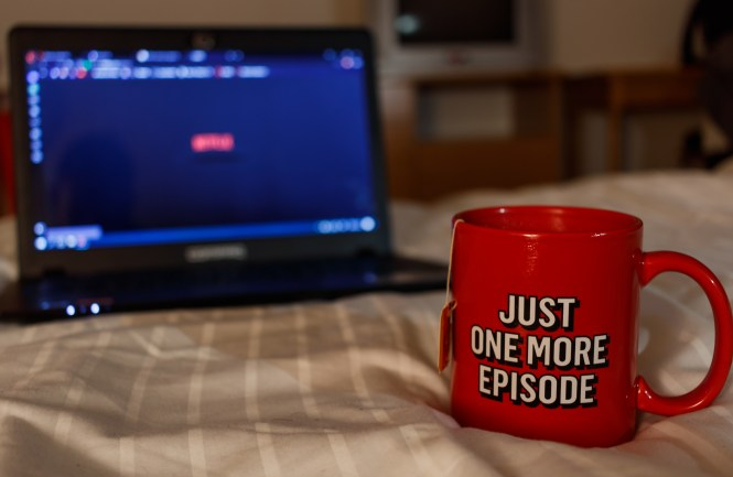 tasse just one more episode séries tv