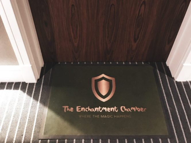 The Enchantment Chamber - doormat