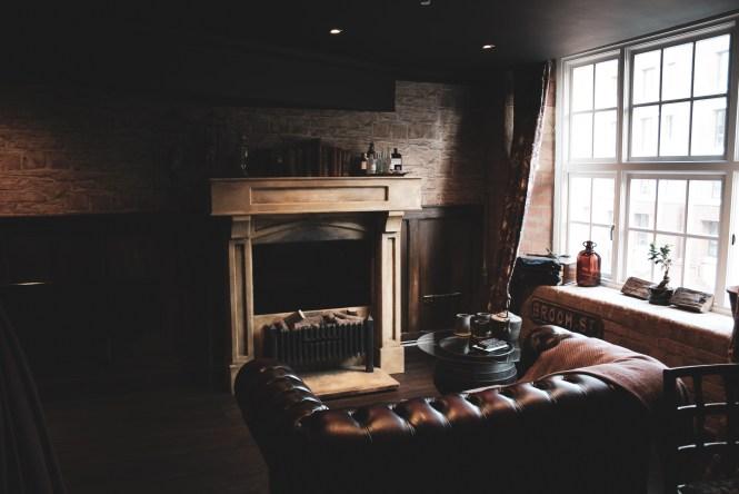 The Enchantment Chamber - salon