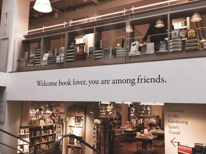 Foyles Books