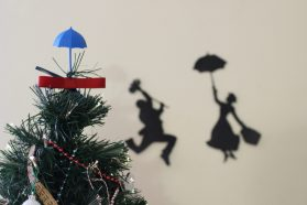Mary Poppins sapin