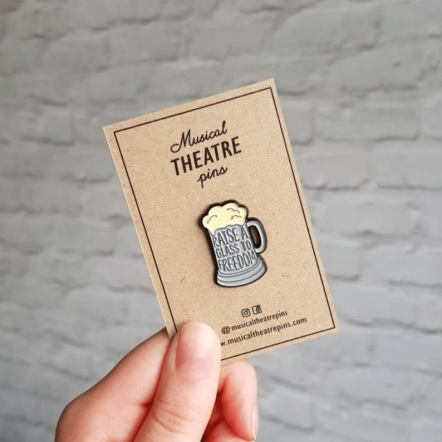musical theatre pins