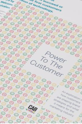 Power to the Customer