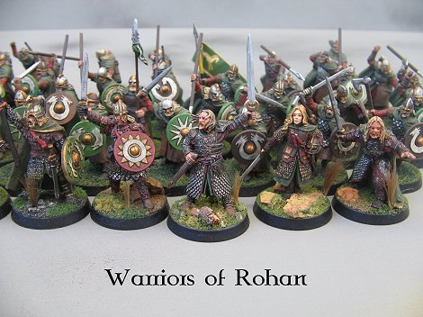 My Lord of the Rings armies  Onyxs Hobby Blog
