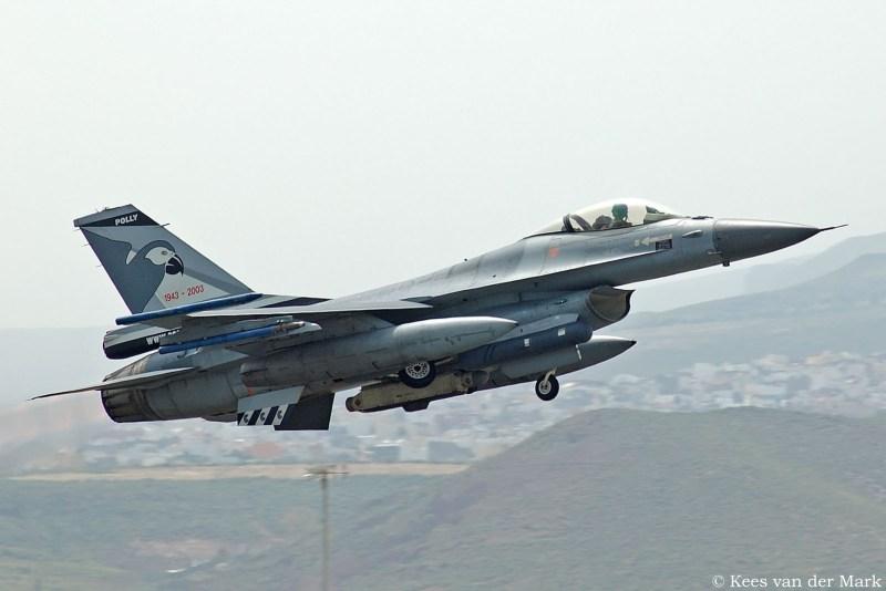 F-16 J-063