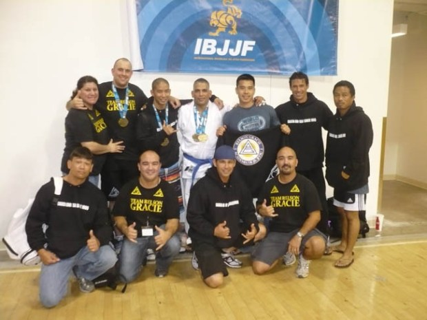 Team O2MAA at Worlds Oct 2012