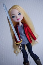 OUAT: Emma Swan and her sword