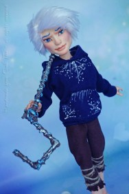 Rise of the Guardians - Jack Frost doll